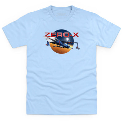 Zero-X Men's T-Shirt [Official & Exclusive] - The Gerry Anderson Store