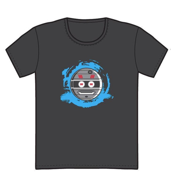 Terrahawks T-shirt - Zeroid edition - Gerry Anderson Official - 1