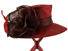 For Hat Hire 'Abby' call 01453808201, email heidi@hatborrower.com or visit www.hatborrower.com