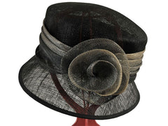 For Hat Hire 'Heather' call 01453808201, email heidi@hatborrower.com or visit www.hatborrower.com