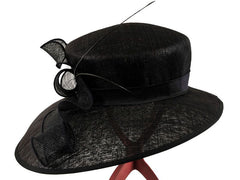 For Hat Hire 'Nikiya' call 01453808201, email heidi@hatborrower.com or visit www.hatborrower.com