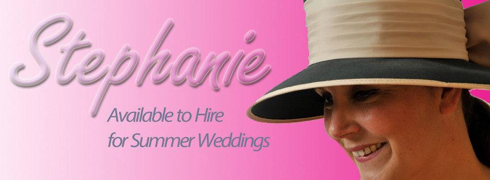 Wedding Hat Hire - Hat Borrower