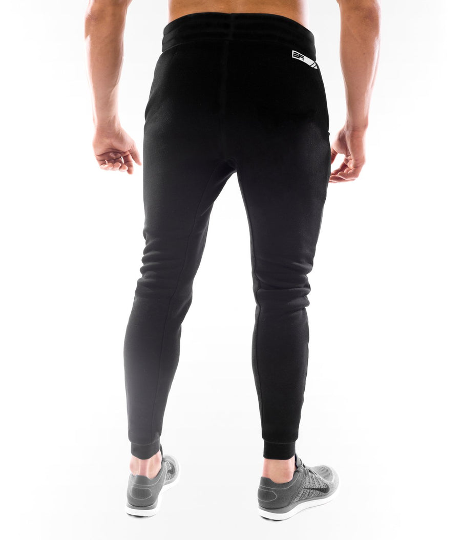 ENERGY JOGGERS BLACK - EVERFIT