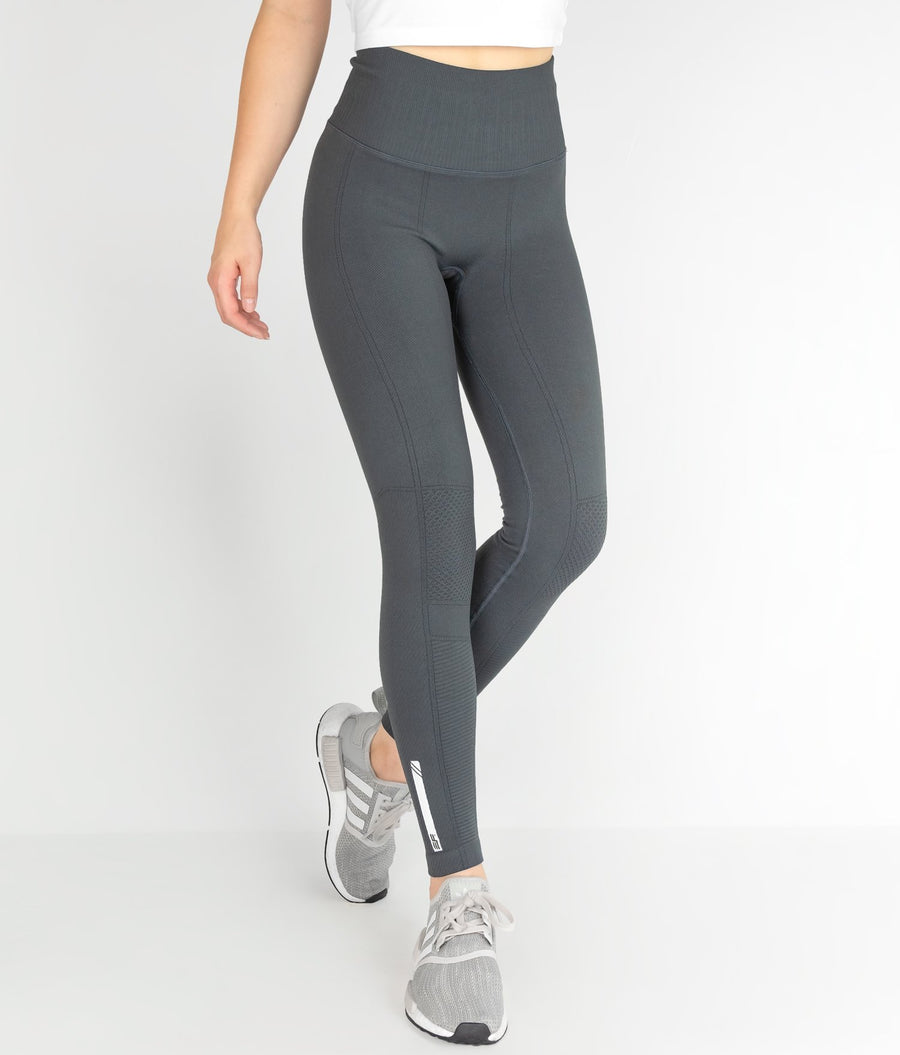 Contour Leggings - Grey - EVERFIT