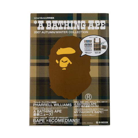 A Bathing Ape BAPE 2007 Autumn Winter collection e-Mook Book Magazine Nigo Tote Bag