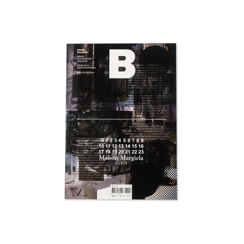 Magazine B Maison Margiela Issue #54 # 54 Martin 2017