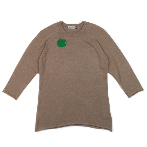 Undercover Under Cover Jun Takahashi Embroidery apple Longsleeve Knit Knitwear