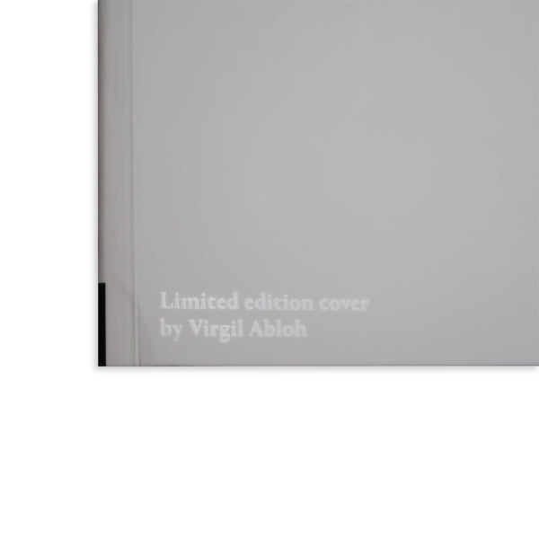 September 2020 Issue (Cut and signed by Virgil Abloh)