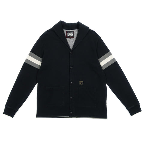 Shawl Collar Cardigan Black