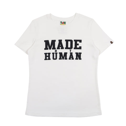Made By Human Ladies T-Shirt (2008)