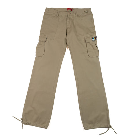 X-Girl Adventurous Cargo Pants Sample Made in Japan