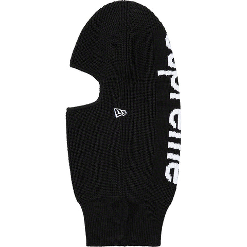 Supreme X New Era Balaclava Black 2020