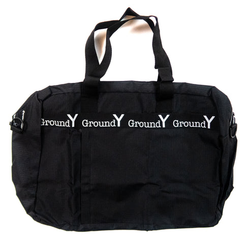 GroundY Ground Y Yohji Yamamoto Big Boston Bag Smart Magazine 2019 Japan