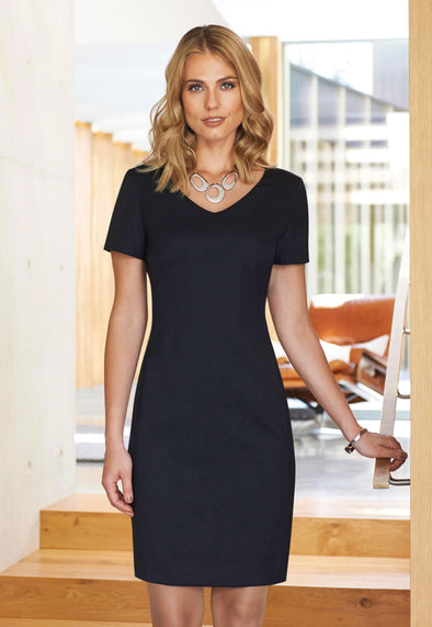Corinthia Dress Black