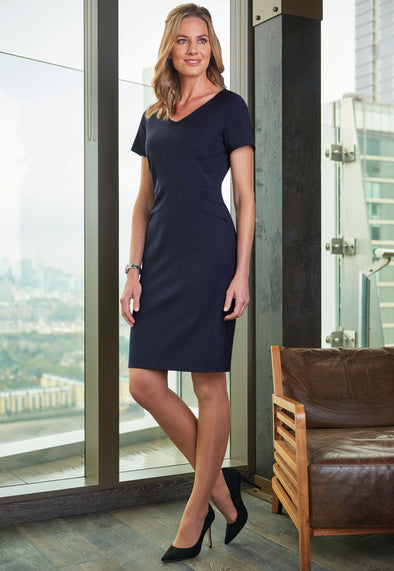 Marino Dress Navy