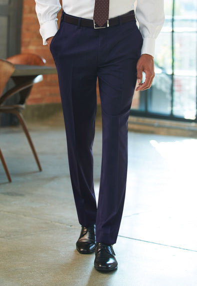 Cassino Slim Fit Trousers Navy