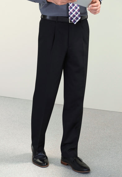 Atlas Waistease Trousers Black