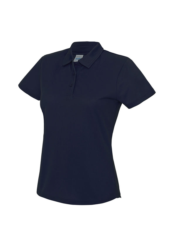 Ladies Cool Polo Shirt French Navy