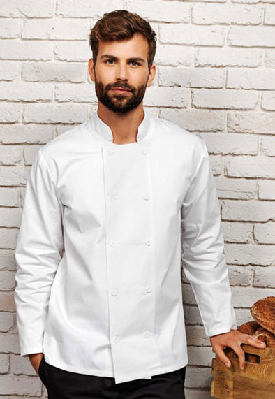 PR657 Long Sleeve Chef's Jacket