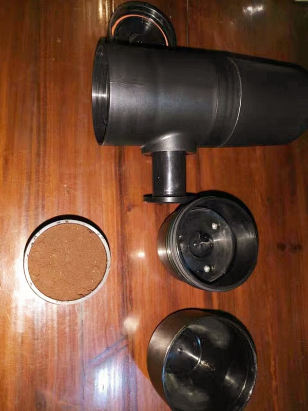 Minipress Portable Coffee Maker - Alpha Coffee USA