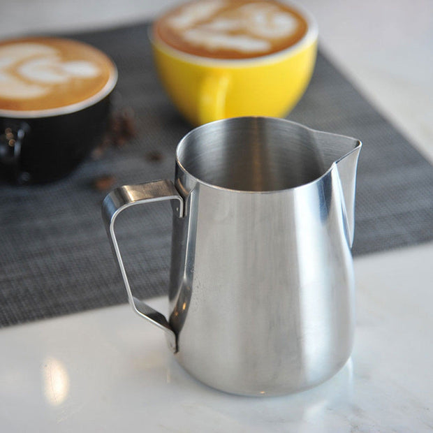 Coffee Latte Frothing Art Jug - Alpha Coffee USA