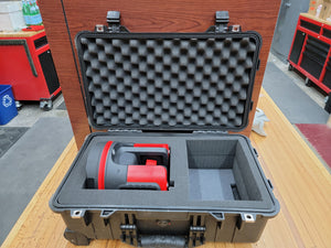 USED Leica 3D DISTO Package with Pelican 1510 Case and TRI 70 Tripod