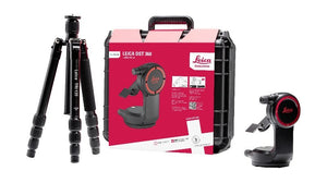 The Leica DISTO™ DST 360 With TRI 120 Tripod