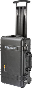 Pelican 1510 with Velcro lid organizer and tablet pouch