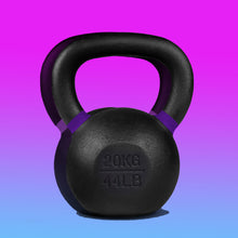 Load image into Gallery viewer, Cast Iron Powder Coated Kettlebells