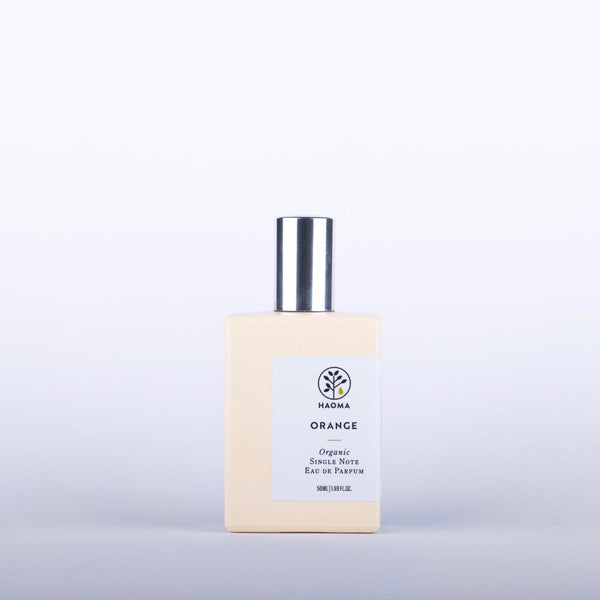 Orange Organic Single Note Eau de Parfum