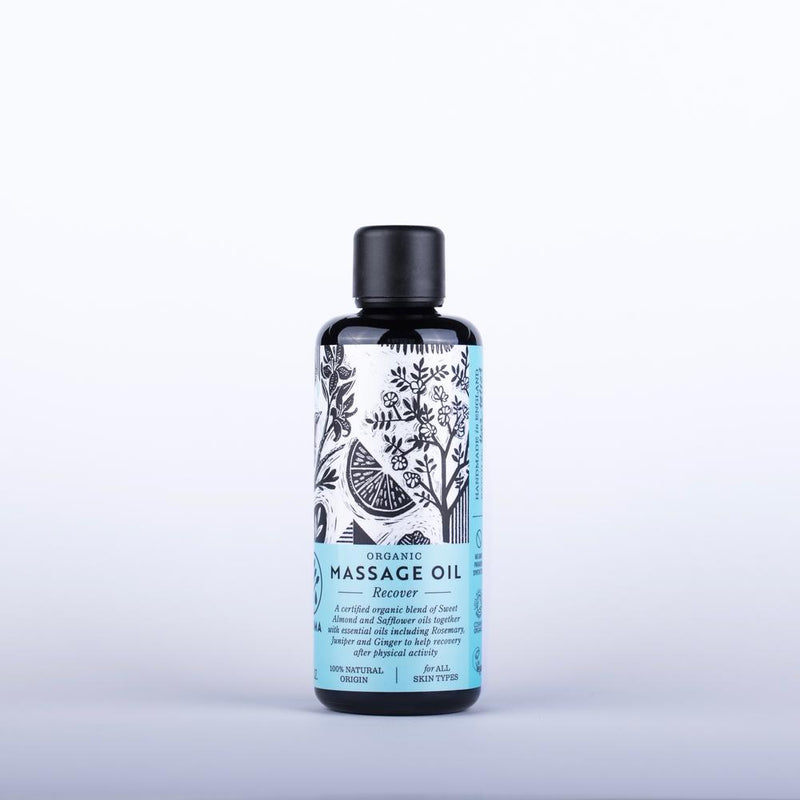 Recover Organic Massage Oil