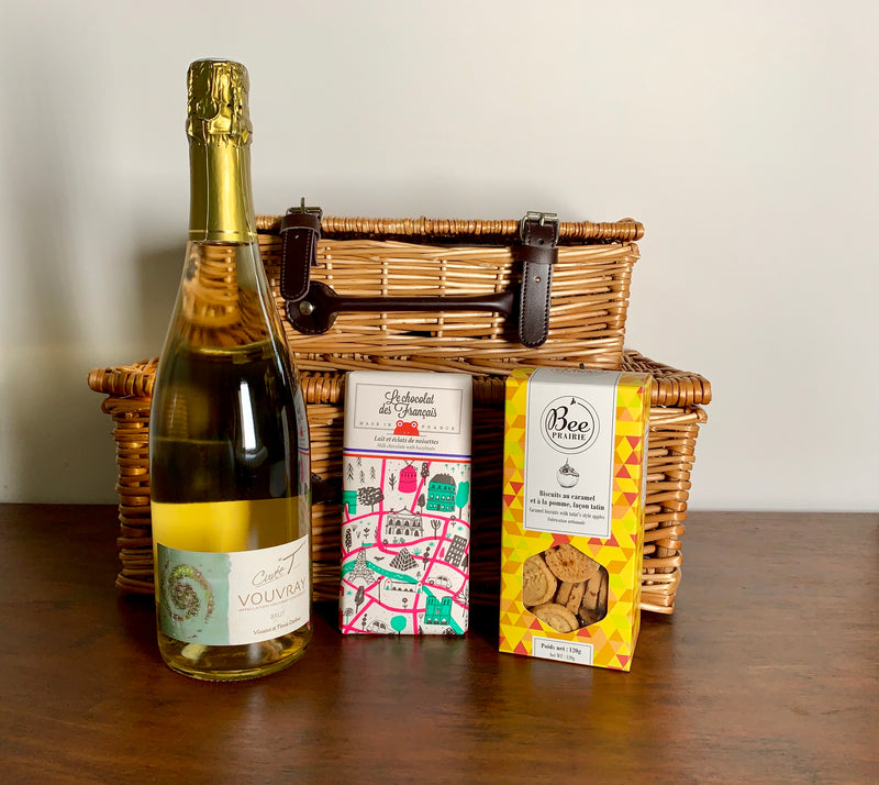 Sparkling and Sweet Treats Gift Hamper