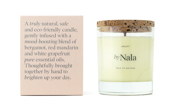UPLIFT – NATURAL CANDLE