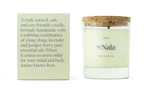 RELAX – NATURAL CANDLE