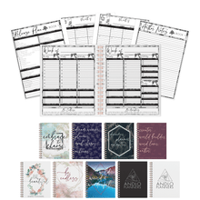 Load image into Gallery viewer, Author Weekly Undated Planner (Pick Your Own Cover)