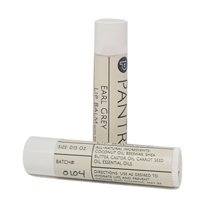 Be Luscious Earl Grey Lip Balm