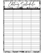 Load image into Gallery viewer, Editor Monthly Planner 2021 Box (Pick Your Own Cover)