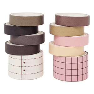 Country Chic Washi Tape Set