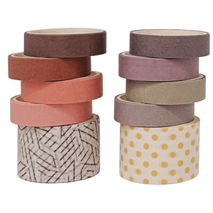 Sweet Sunrise Washi Tape Set