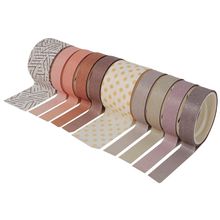Load image into Gallery viewer, Sweet Sunrise Washi Tape Set
