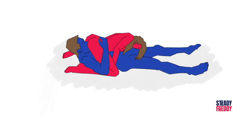 12 sex positions to help you last longer