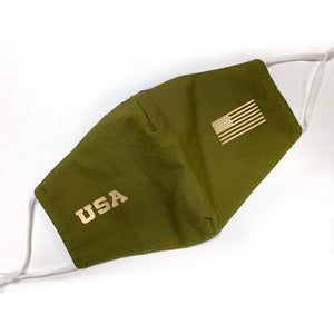 USA American Flag Face Mask