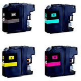 Brother LC127 premium ink cartridges