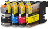 Brother LC123/125 premium ink cartridges