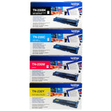 Brother TN230 Genuine Toner Cartridges