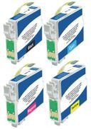 Epson T1291, T1292, T1293, T1294 premium Ink Cartridges