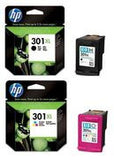 HP 301  genuine Ink Cartridge