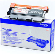 Brother TN2220 and TN2210 Genuine Toner Cartridges