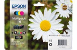 Epson 18  genuine Ink Cartridges