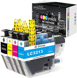 Brother LC3211/3213 premium ink cartridges